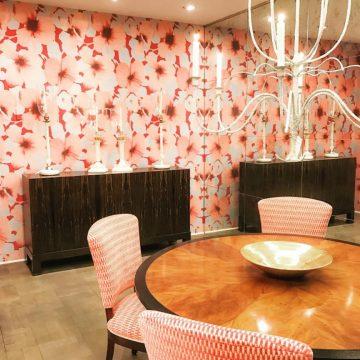 Aux Abris Floratique color Poppy