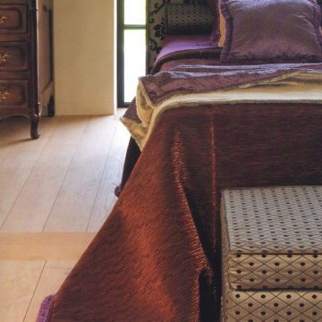 LIQUID KYOTO_color Copper_Bed Cover with Tying the Knot pillows2_preview