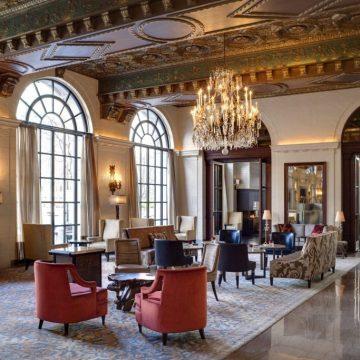 St Regis Washington D.C. lobby (1)