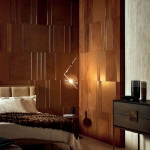 Studioart at Thomas Lavin - Ryder in City cognac, Velluto cognac designed by Grove Studio