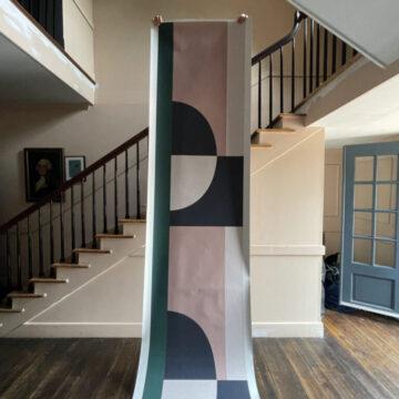 Neo Geo Stairwell