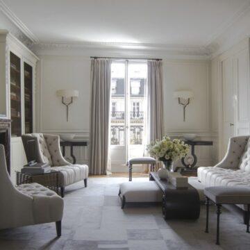 Agostini - Erato wall sconces - modern-traditional-living-room-paris-france-by-thomas-pheasant-interiors1-1