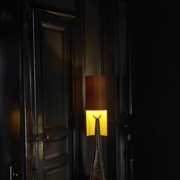 Agostini - Taureau lamp